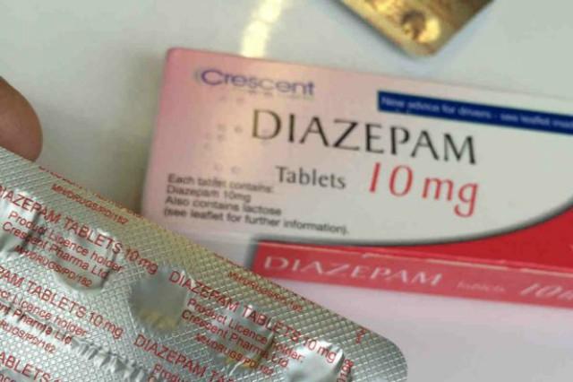 qué es el diazepam