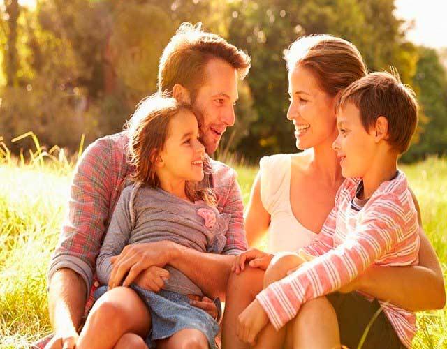 Mejorar la relación con la familia