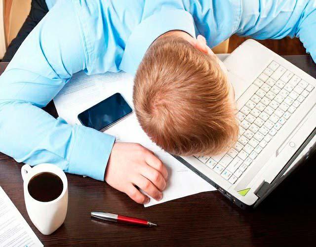 SFC Síndrome de la fatiga crónica