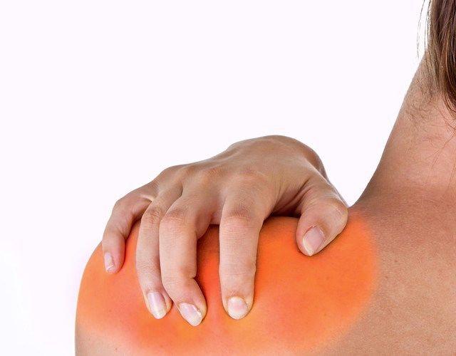 tendinitis en el hombro
