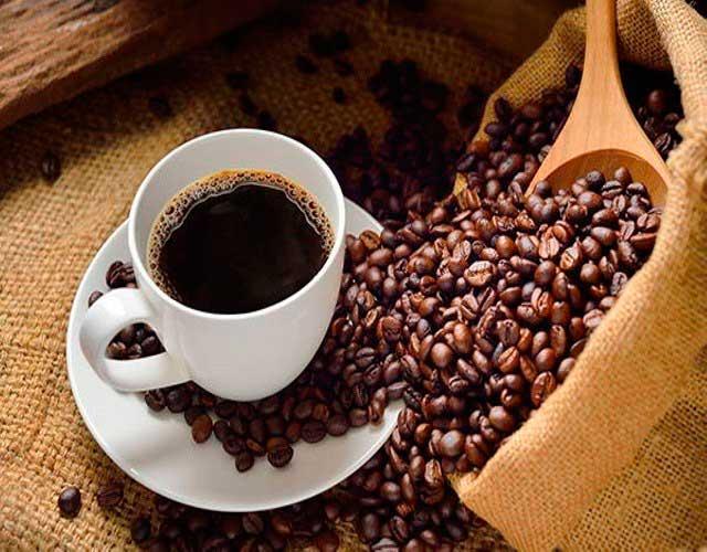 Las propiedades del cafe