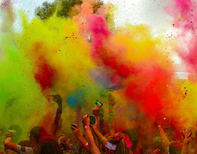 la influencia de los colores en las personas