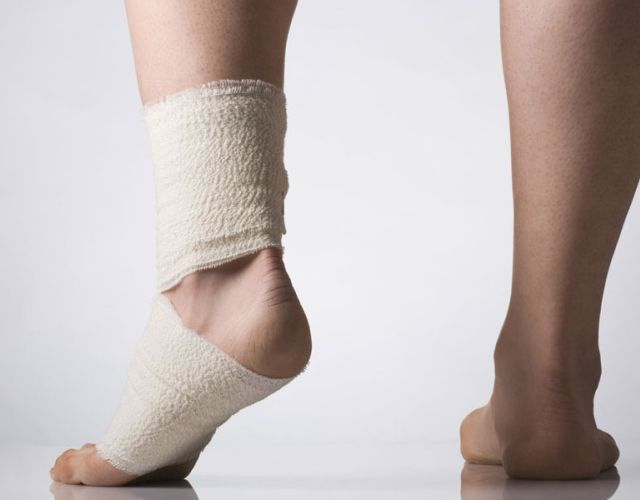 remedios para la tendinitis en el tendón de Aquiles