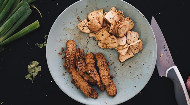 7 beneficios del tofu