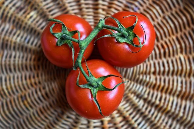 Motivos para comer más tomates