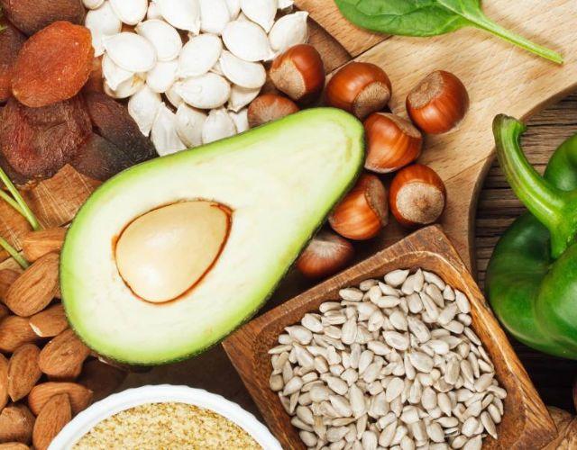 vitamina E para enfermedades