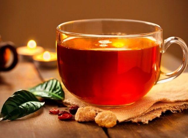 El té rojo para perder peso