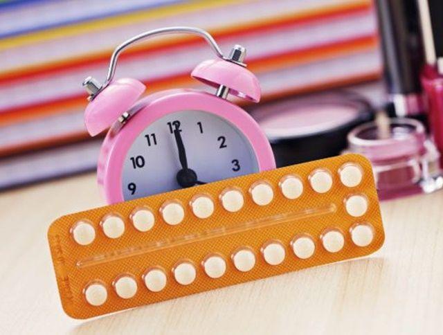 Métodos anticonceptivos más usados