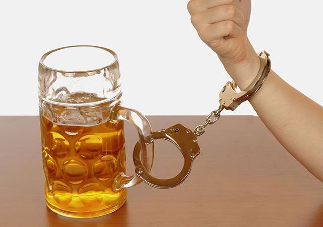 Señales de problemas de alcoholismo