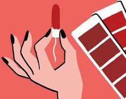 El color de la sangre en la menstruación