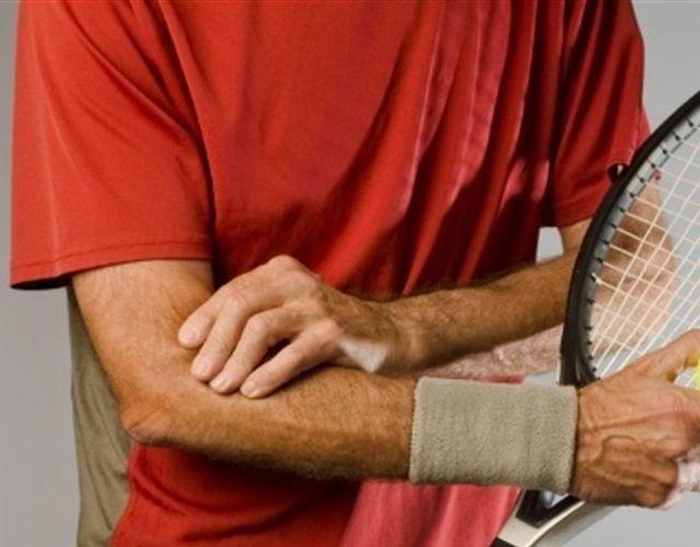 Epicondilitis o codo de tenista: causas y tratamiento