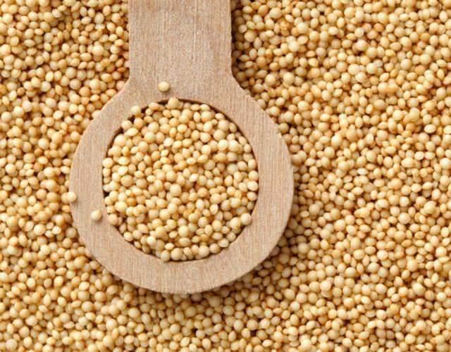 Propiedades del amaranto