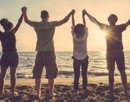 ¿Sabes identificar a tus verdaderos amigos?