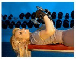 ejercicios para adelgazar los brazos