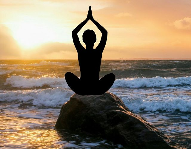 la meditación ayuda a estar más sano