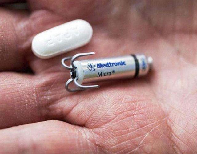 Cómo funciona un micra marcapasos