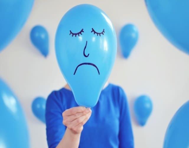 quitar la tristeza
