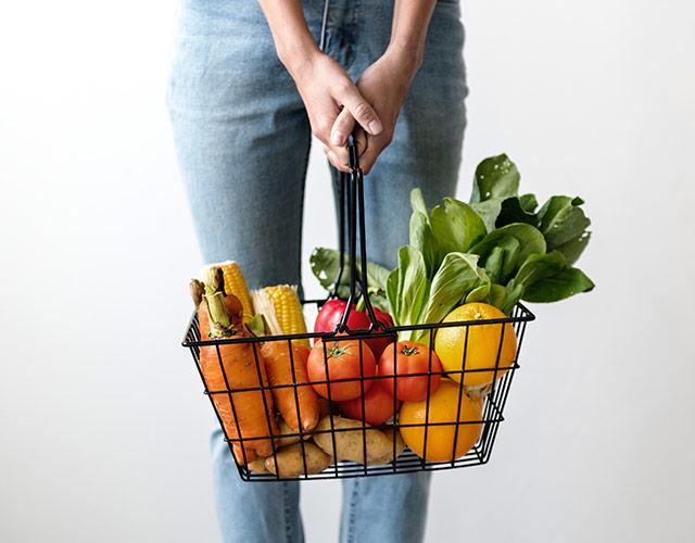 Dieta vegana para nutrición completa