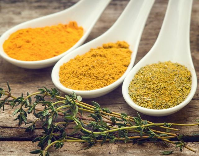 Beneficios del curry