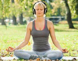 Cómo elegir música de meditación