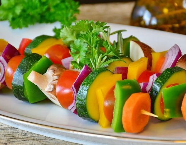 Cómo hacer un menú vegetariano