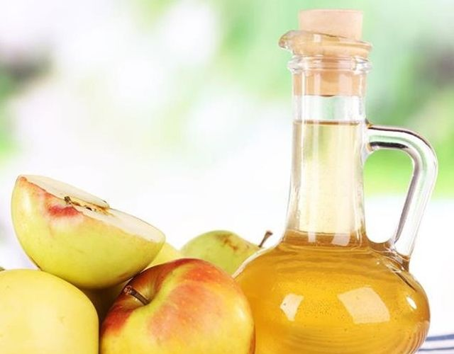 Cómo usar vinagre de sidra de manzana para adelgazar