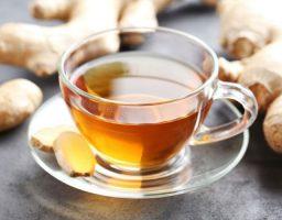El té de jengibre para el asma