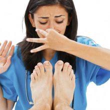 Remedios caseros para el olor de pies
