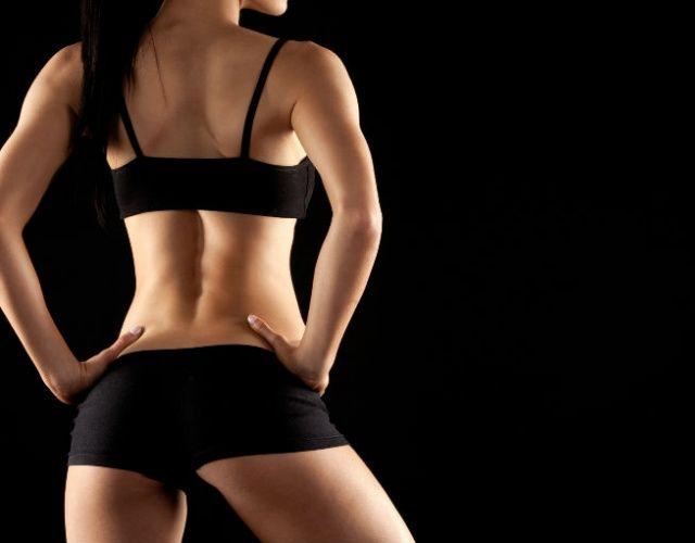 Rutina para eliminar grasa de la espalda
