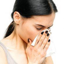 Síntomas de sinusitis