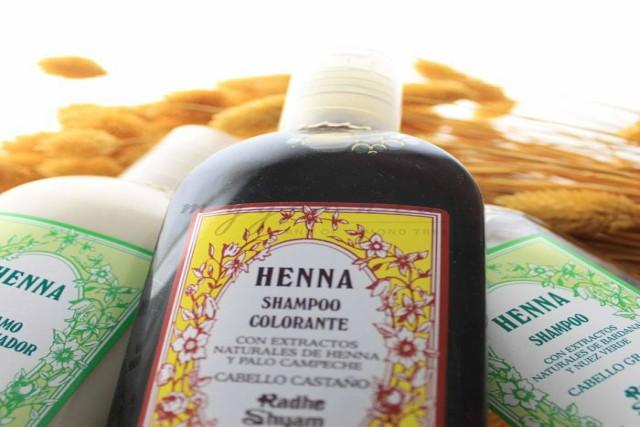 teñirse con henna