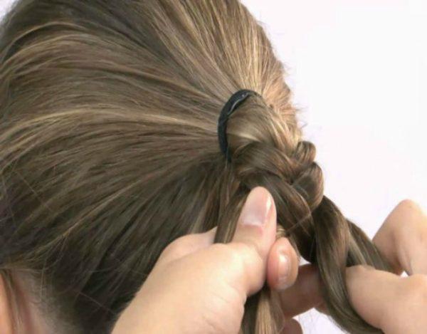 cómo hacer peinados con trenzas