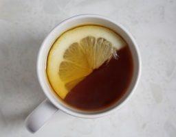 Dieta con té para adelgazar