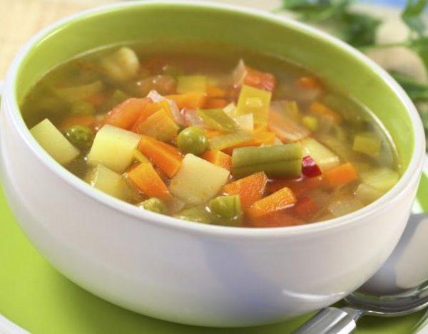 dieta para una gastroenteritis