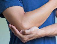 Síntomas de tendinitis en el codo