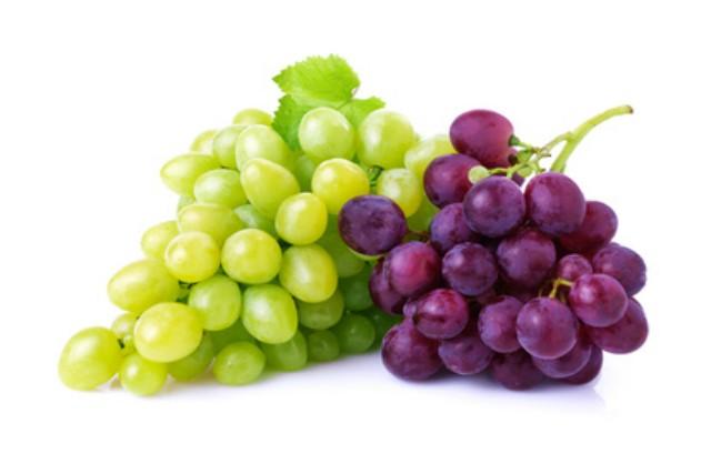 tabla de calorías de las frutas