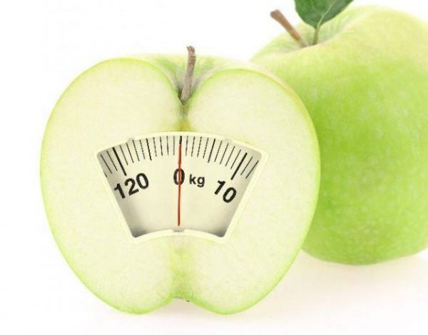 Dieta de la manzana