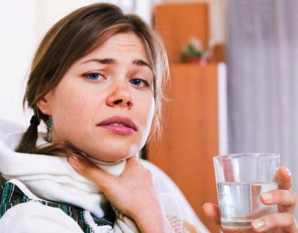 Herpangina, síntomas y tratamiento
