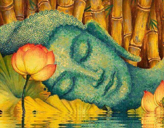 7 frases budistas para ver la vida distinta