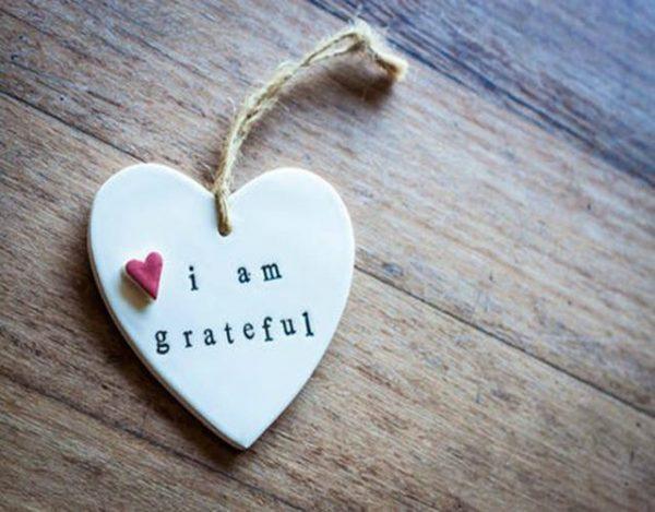 La virtud de la gratitud