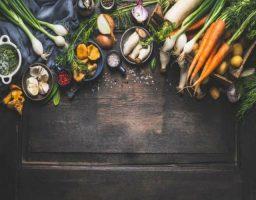 Dieta vegana para adelgazar