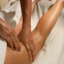 masaje para mejorar la circulación