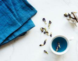 Té azul o té Oolong: Propiedades y beneficios