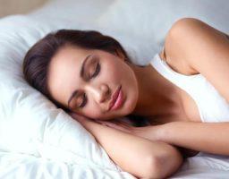 4 técnicas de relajación para dormir