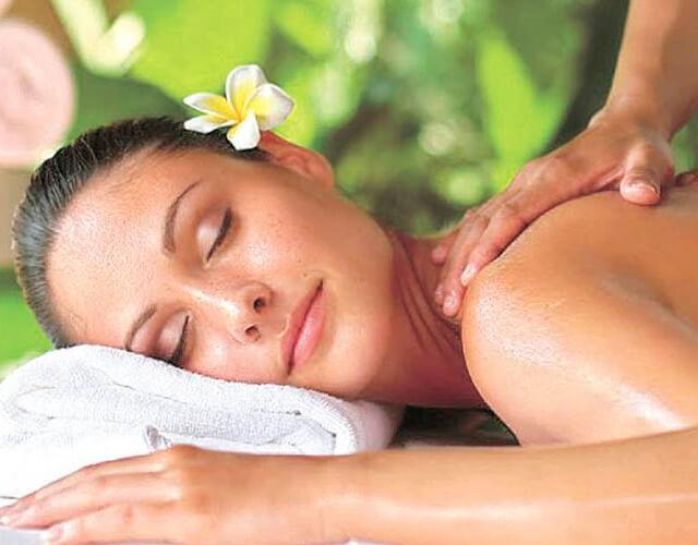 Beneficios de los masajes relajantes