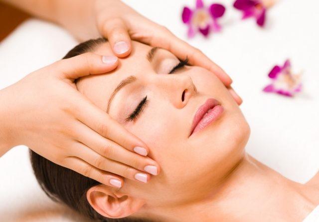 Masaje para aliviar el dolor de cabeza