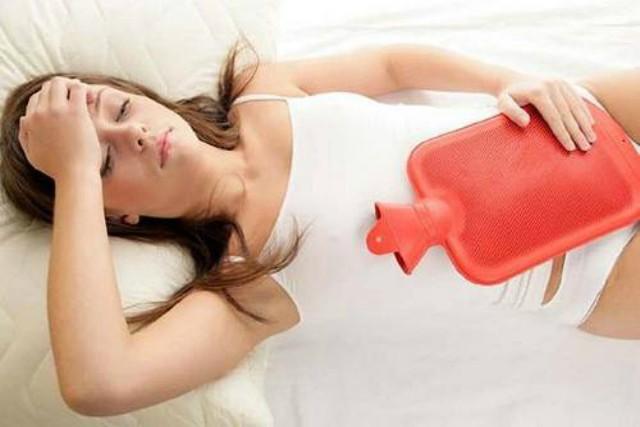 Dolores premenstruales o cólicos menstruales