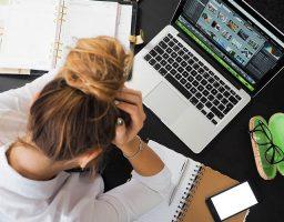 Los efectos del exceso de trabajo