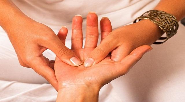 Masajes de manos