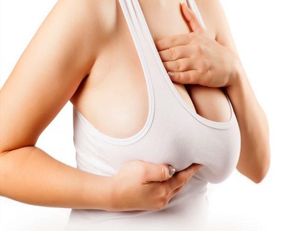 Dolor en los senos por mastalgia